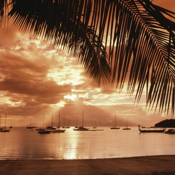 A cruise from Tahiti is a gorgeous vacation, and traveling in low season makes it affordable.