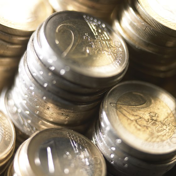Euro coins and banknotes are valid in the Republic of Ireland.