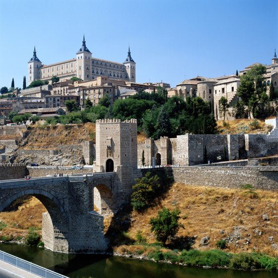 Toledo's historic buildings represent a variety of architectural styles.