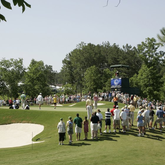The Regions Charity Classic is a stop on the PGA Champions Tour each spring at Ross Bridge in Hoover.