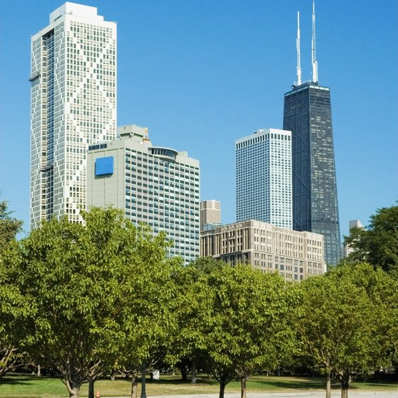 Chicago has plenty of family venues and places to stay.