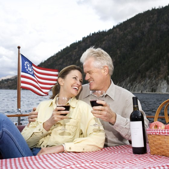 Wine tours from Centralia, Wash., may include excursions to any of the states wine regions, including Lake Chelan.