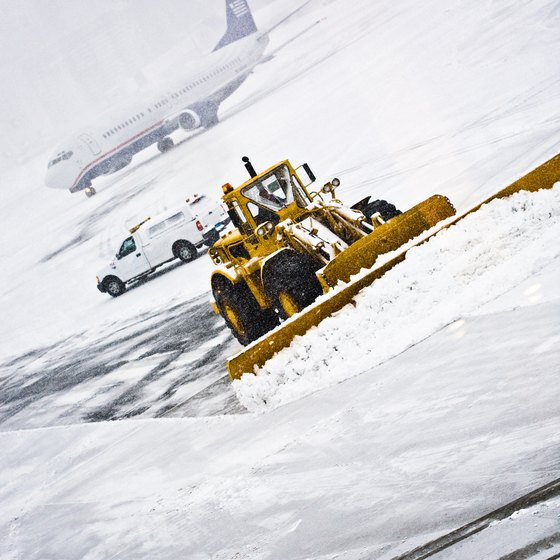 Airlines must rebook passengers who are delayed due to weather at no charge.