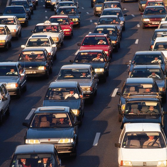 Congested traffic can cause a variety of problems for you and the entire community.