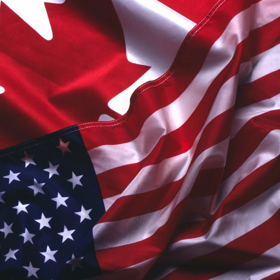 Americans do not need visas if visiting Canada for less than 180 days.