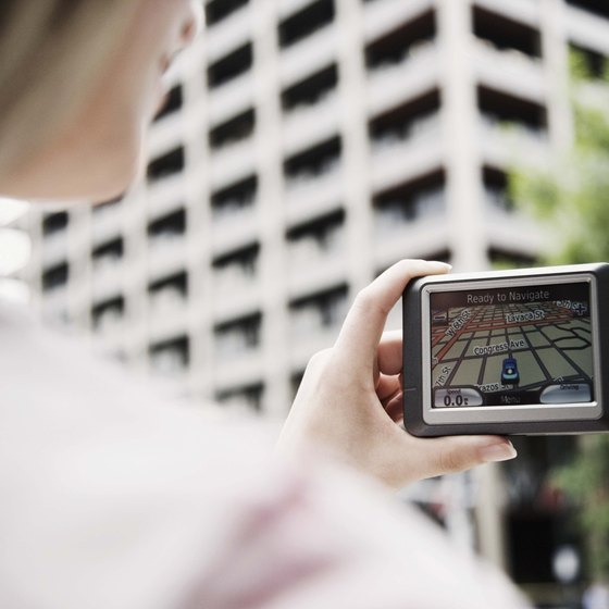 A small handheld GPS can save you from racking up smartphone data-roaming charges.