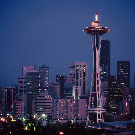 Visit the Space Needle and other Seattle attractions while staying in the city.