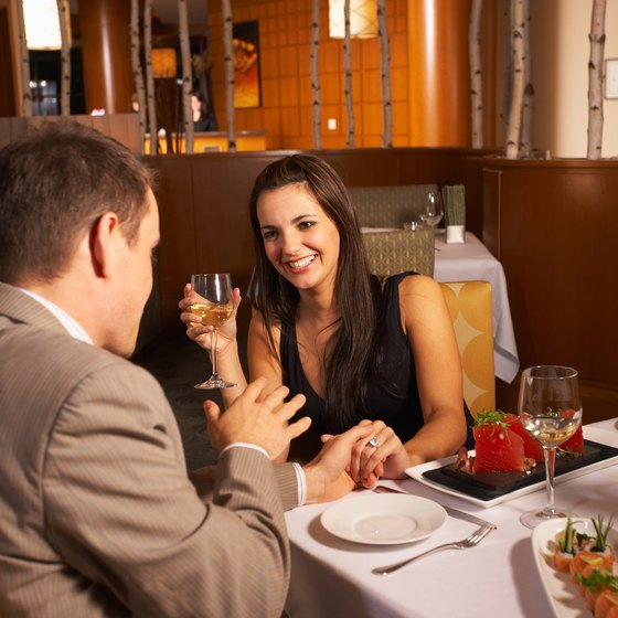 Enjoy a romantic meal in one of restaurants located in Phoenix, Arizona.