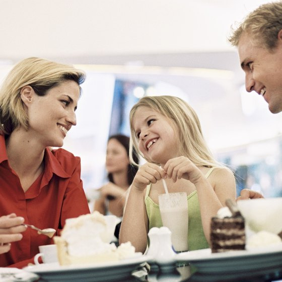 Take the kids out for diner fare just steps from Stuyvesant Town.