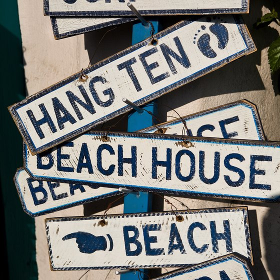 Santa Barbara is known for its great weather and beach culture.