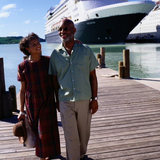 Your first port of call is the beginning of your Caribbean adventure.