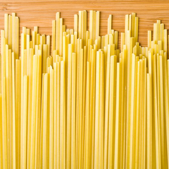 Pasta is one of the country's most popular dishes.