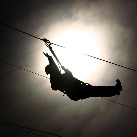 You don't have to be an extreme sports enthusiast to enjoy zip-lining.