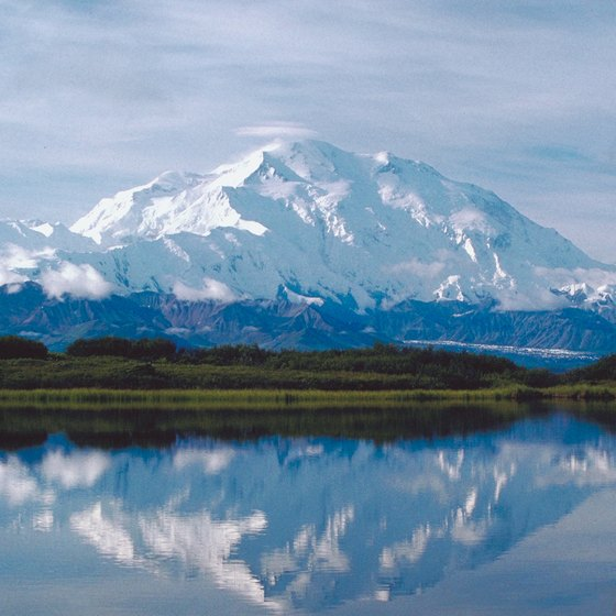 Alaska's beautiful landscape makes it a destination for more than one million tourists annually.