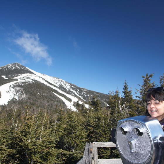 Whiteface mountain is a year-round playground.