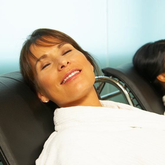 Spa vacations offer an opportunity to escape the daily grind.