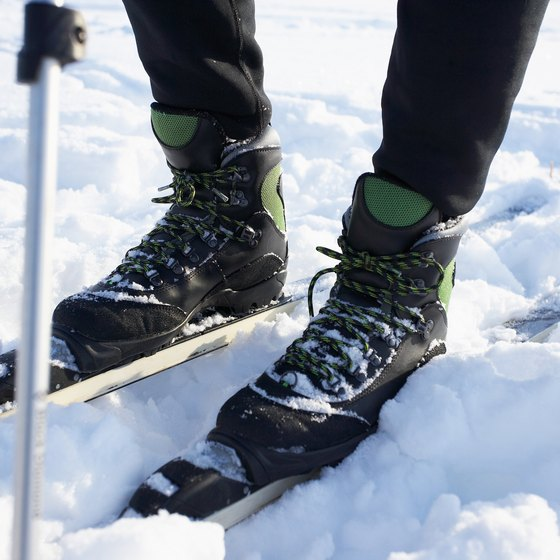 Strap on your skis--Long Island offers something for all types of skiers.