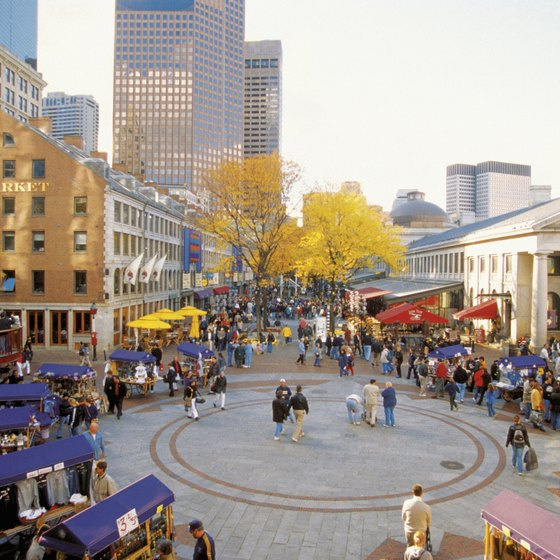 For reasonably priced restaurants, stay away from touristy areas such as Quincy Market.