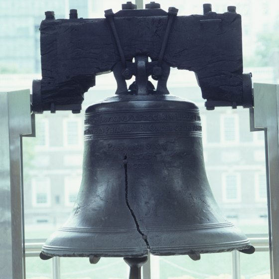 The Liberty Bell passed through Sellersville on its way to being hidden in Allentown during the Revolutionary War.