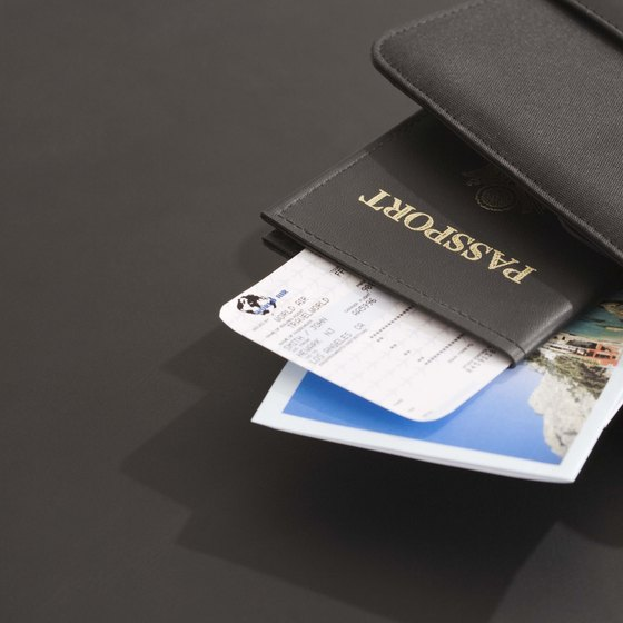 Keep your passport safe when you travel abroad.