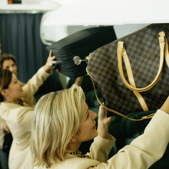 A proper-sized carry-on bag allows you to stow it easily on your flight.