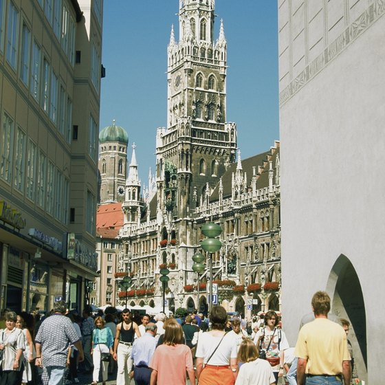 Some Oktoberfest trips include tours of Munich.