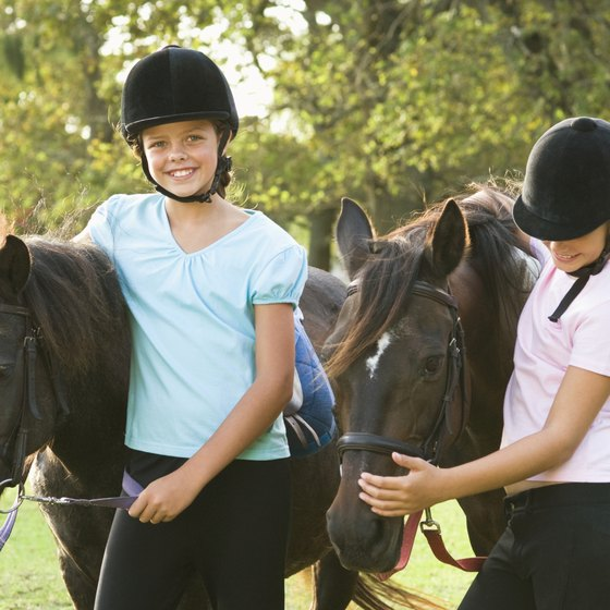 Numerous stables in the Toledo area offer horseback riding.