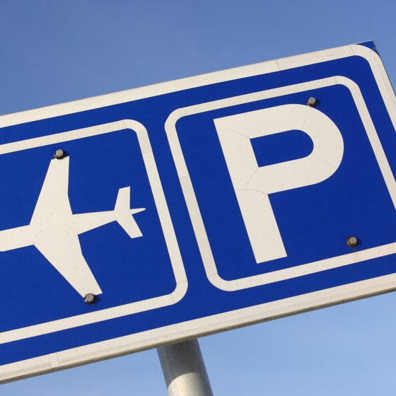 A number of parking options are available at Atlantic City International Airport.