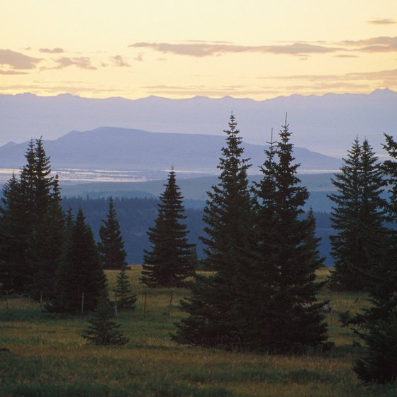 Chama sits at the foot of the San Juan Mountains.