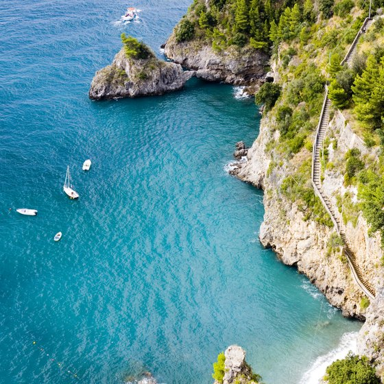 Italy's picturesque Amalfi Coast