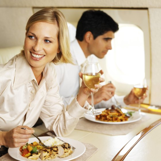 Maximizing your credit-card rewards will earn your first-class upgrades faster.