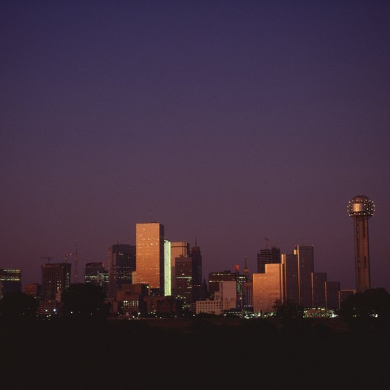 Dallas has more than 70,000 hotel rooms.