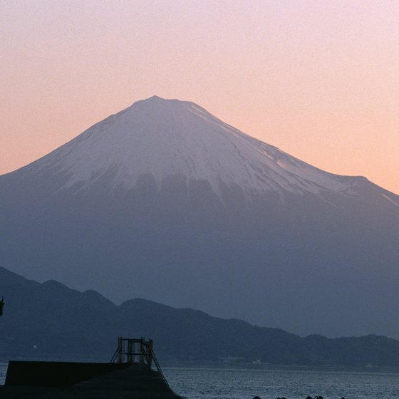 Named for the famous Japanese landmark, the Mt. Fuji Restaurant serves teppanyaki-style cuisine.
