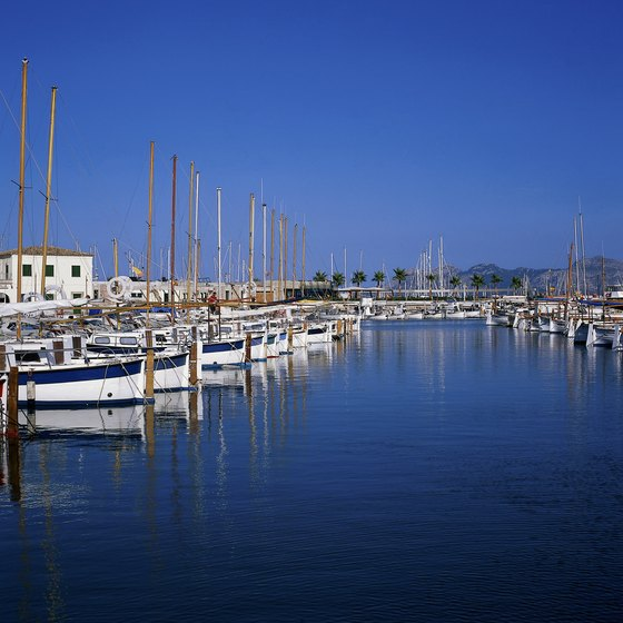 Marina at Santa Ponsa