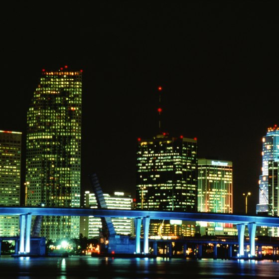 Day and night, Miami has something to offer its visitors.