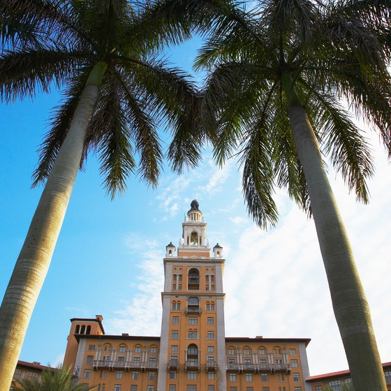 The Biltmore Hotel is a Coral Gables landmark.