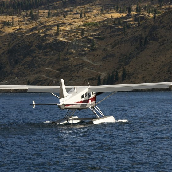 Seaplanes are just one type of air transportation.
