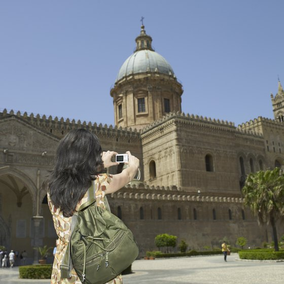 Palermo is one of Sicily's more picturesque cities.