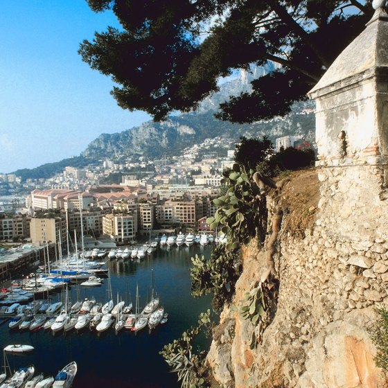 Small countries like Monaco serve as unique European attractions.