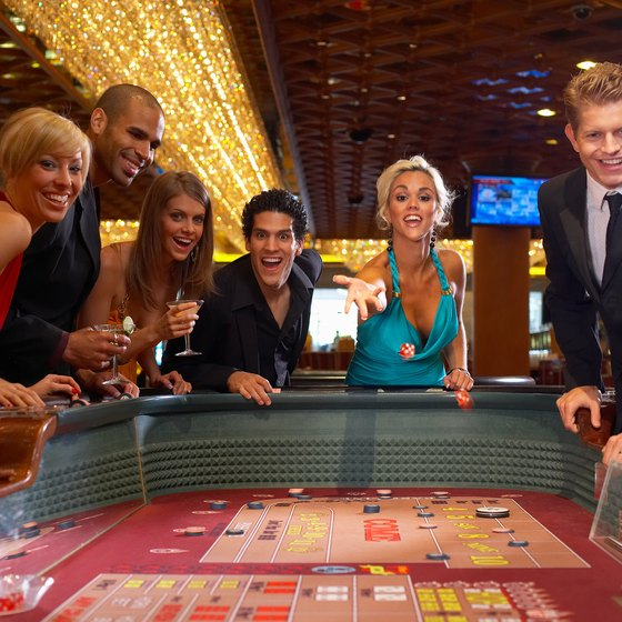 Craps is one of the fastest paced and most exciting casino games.