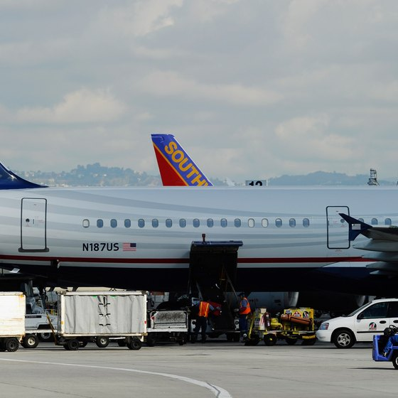 US Airways operates more than 3,300 flights per day.