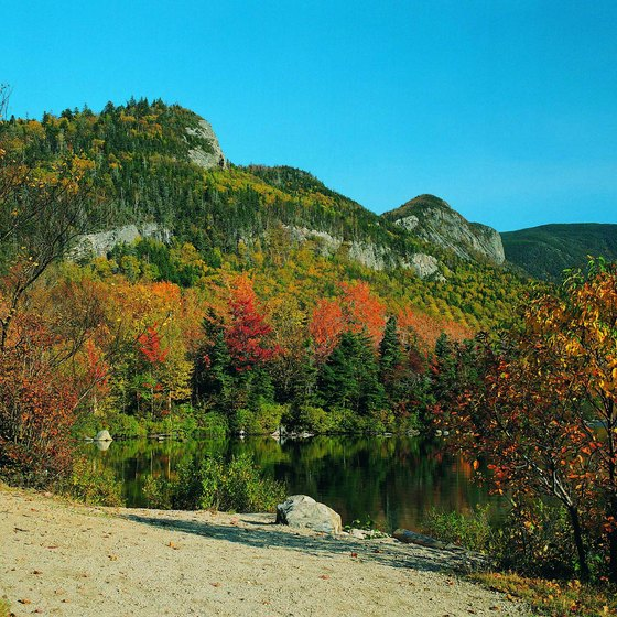 Denver News Echo Lake: State Parks In White Mountain, New Hampshire