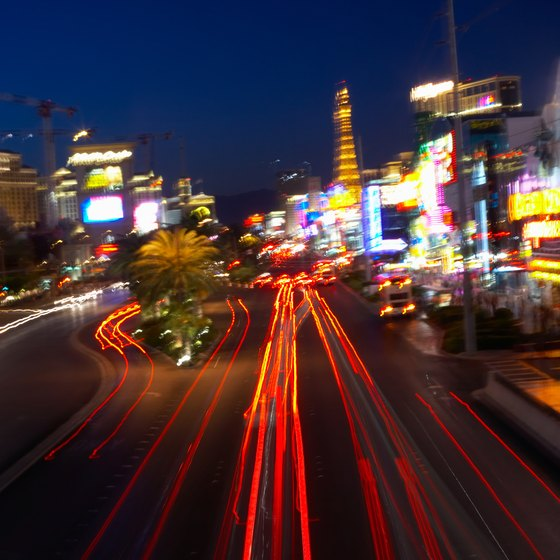 The city's casinos, resorts and glittering lights make Las Vegas a blast to tour.