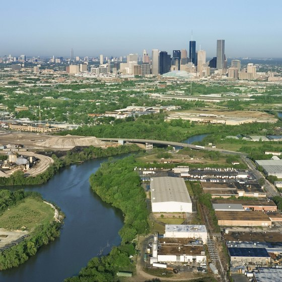 Humble is a suburb of sprawling Houston.