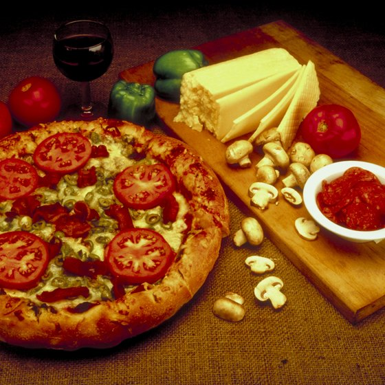 Gluten-free pizza can be found in Westchester County.