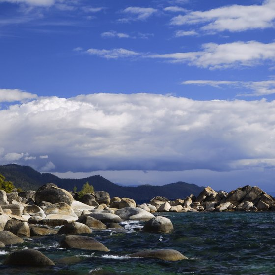 Lake Tahoe resorts provide a great family-friendly wonderland.