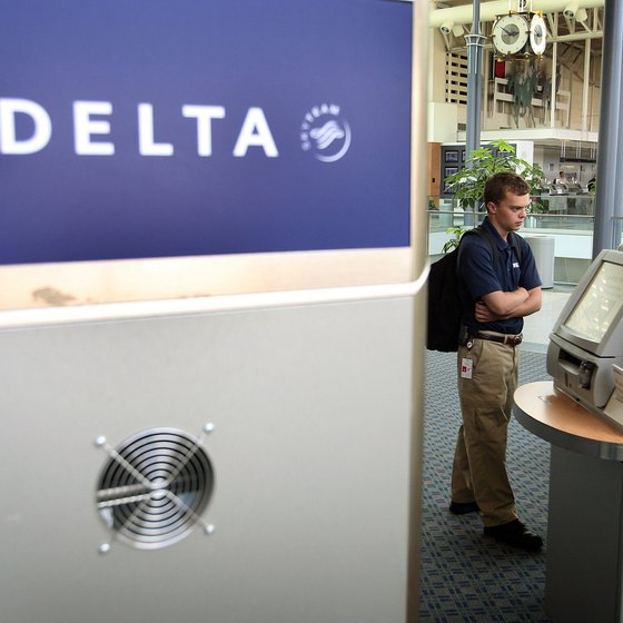 Upgrade to a more comfortable seat with your Delta SkyMiles.