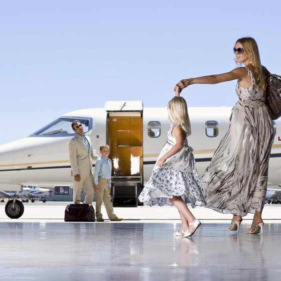 Kids and adults have different requirements when flying domestically.