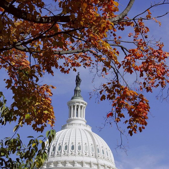 The Capitol is one of D.C.'s most visible attractions.