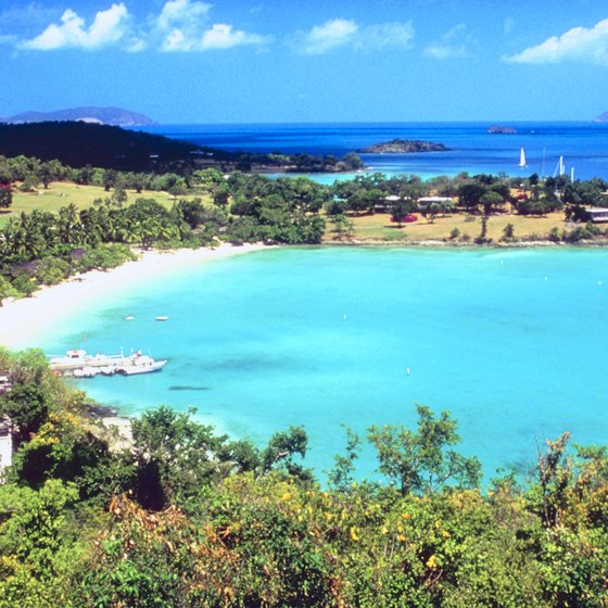 Permanent residents of the U.S. can easily enjoy the Virgin Islands.